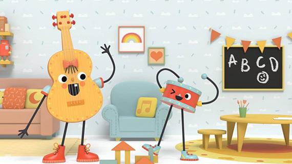 """""""Guitarra y Tambor"""""""