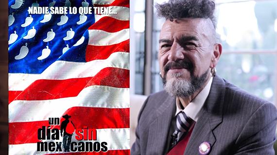 """Sergio Arau hará la secuela de su éxito """"sin mexicanos"""""""