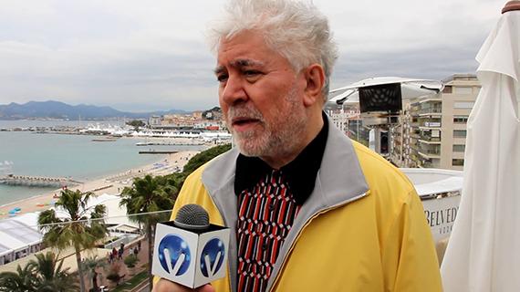 Pedro Almodóvar, en el último Festival de Cannes