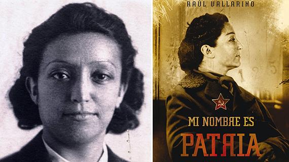 """""""Patria"""" y el libro sobre su vida"""