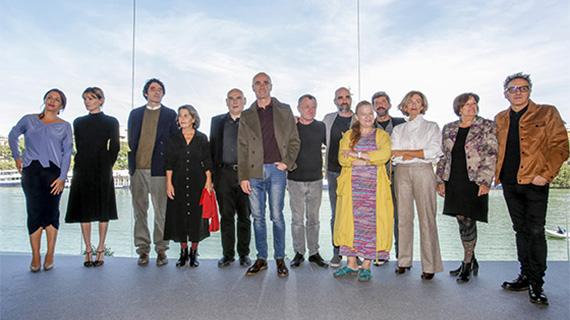 Profesionales del cine europeo en Sevilla