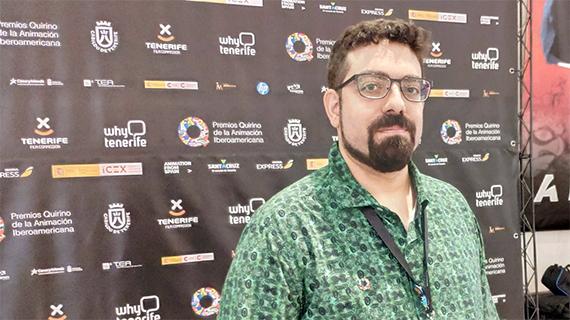 José Luis Farías, director de los Premios Quirino