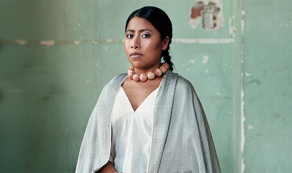 Yalitza Aparicio, en Vogue