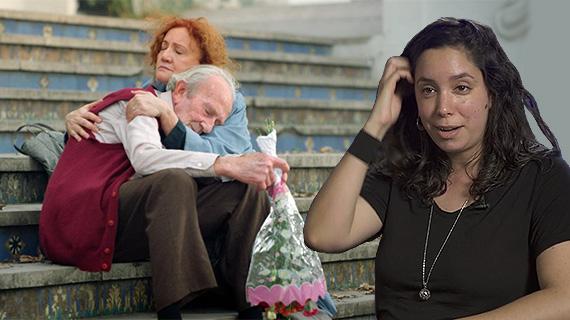 Mayra Bottero y su película