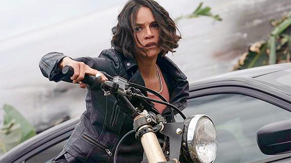 """Michelle Rodríguez en """"Fast & Furious 9"""""""