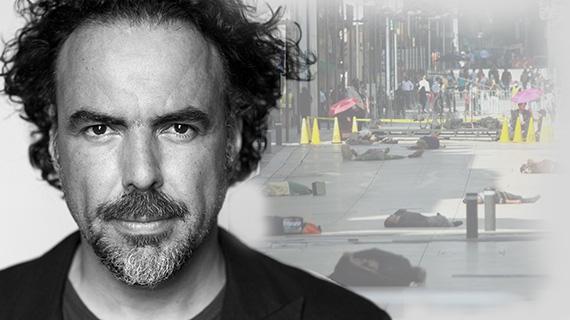 """Iñárritu filma """"Limbo"""""""
