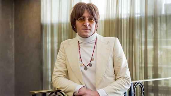 Javier Parisi es un increíblemente fiel John Lennon (AFV)