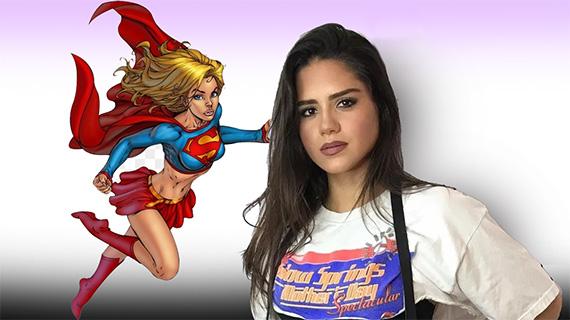 Sasha Calle será Supergirl