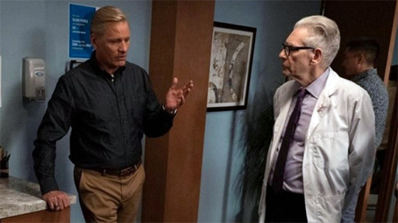 Mortensen y Cronenberg