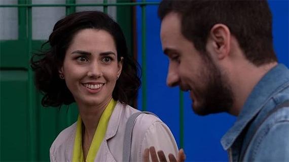 """Ximena Romo en """"Dime cuando tu"""""""