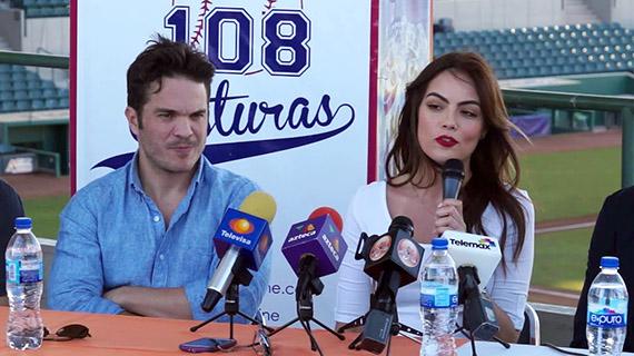 Kuno Becker y Ximena Navarrete