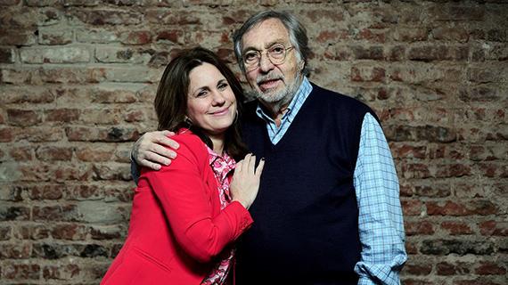 """Brandoni, con Nancy Dupláa, en """"El retiro"""""""