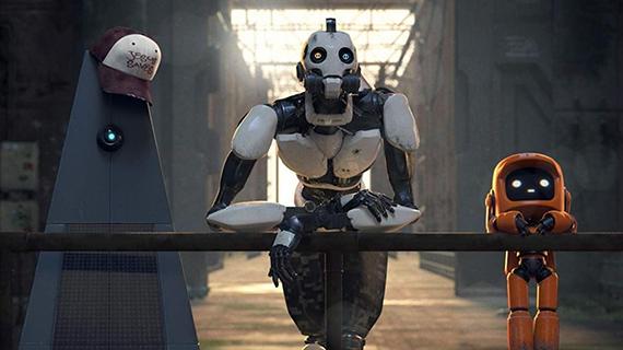 """Love, Death + Robots"""