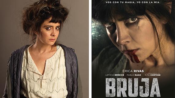 """Erica Rivas es """"Bruja"""""""