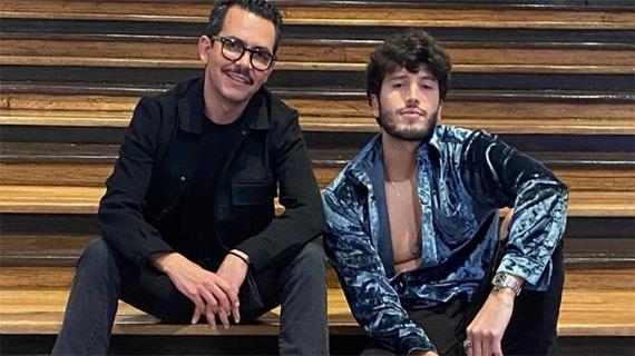Manolo Caro y Sebastián Yatra