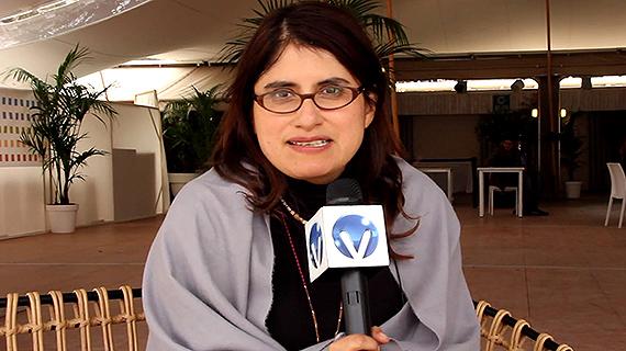 Melina León