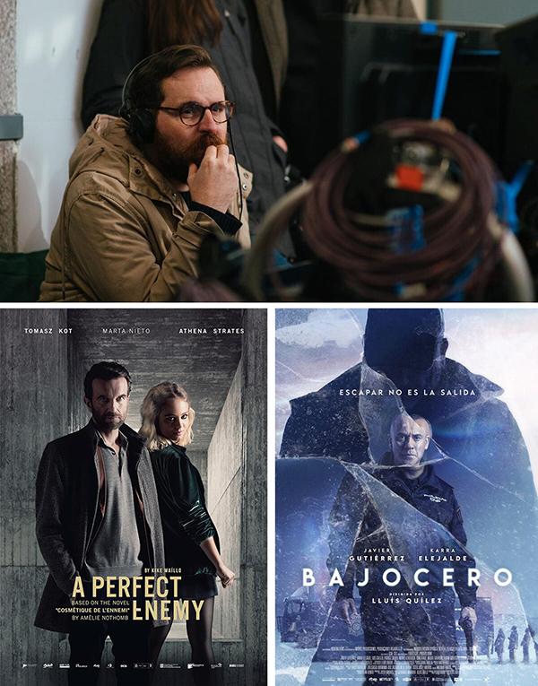 Fernando Navarro y sus dos estrenos