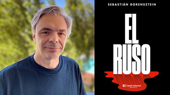 Sebastián Borensztein y su libro