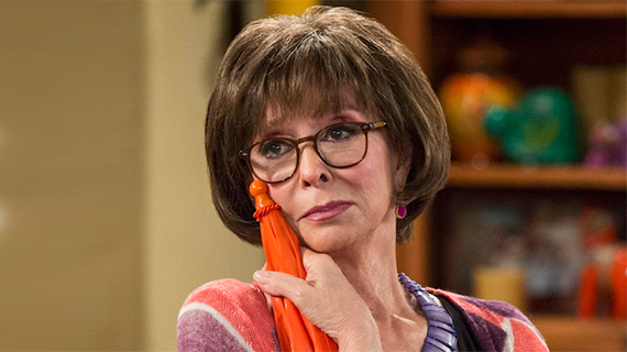 "La gran Rita Moreno, en ""One Day at a Time"""