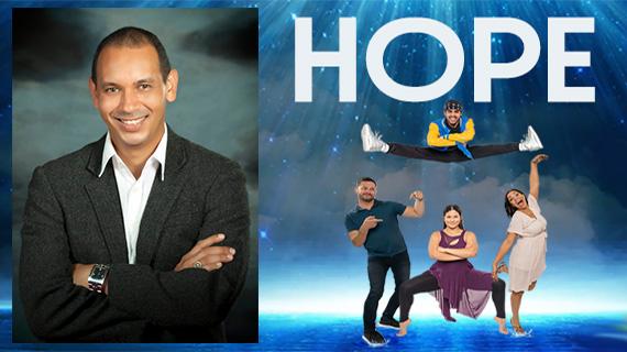 """Julio Román y """"Hope"""""""