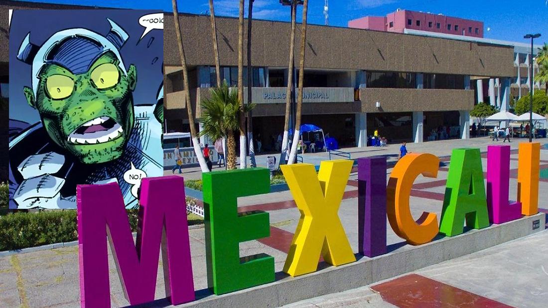 Anura saltará por Mexicali
