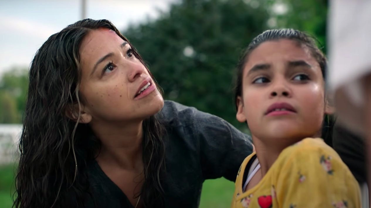 """Gina Rodríguez en """"Disomnia / Awake"""""""