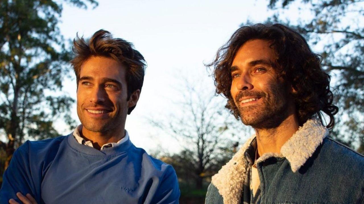 Guirao y Martínez, de la amistad infantil al amor adulto