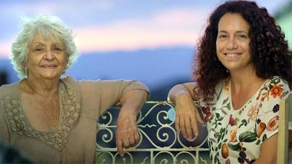 Paula Alí y Laura de la Uz
