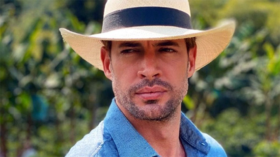 "William Levy en ""Café con aroma de mujer"""