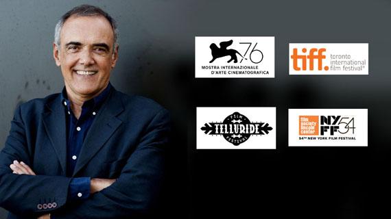 Alberto Barbera y los festivales de la nueva alianza