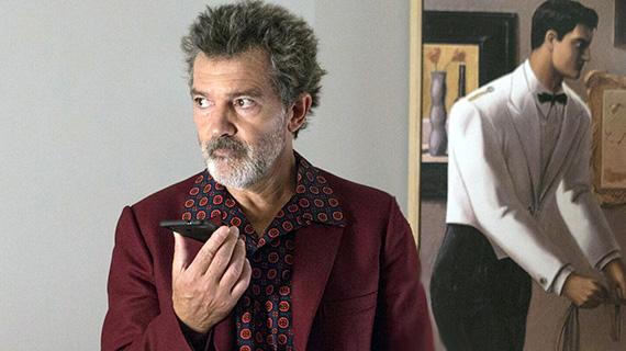 """Antonio Banderas, en """"Dolor y gloria"""""""