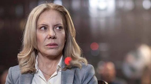 """Cecilia Roth en """"Crímenes de familia"""""""