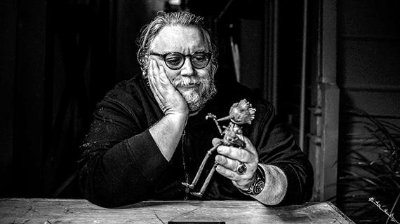Del Toro, con su Pinocchio