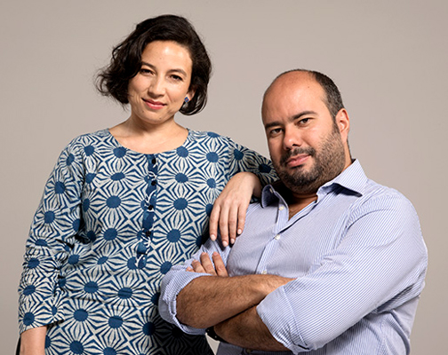 Cristina Gallego y Ciro Guerra