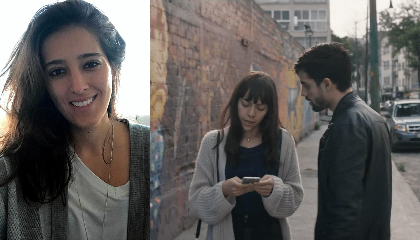 """Mariana González y """"Fractal"""""""