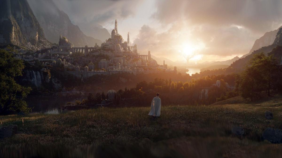 Primera imagen oficial de la nueva serie