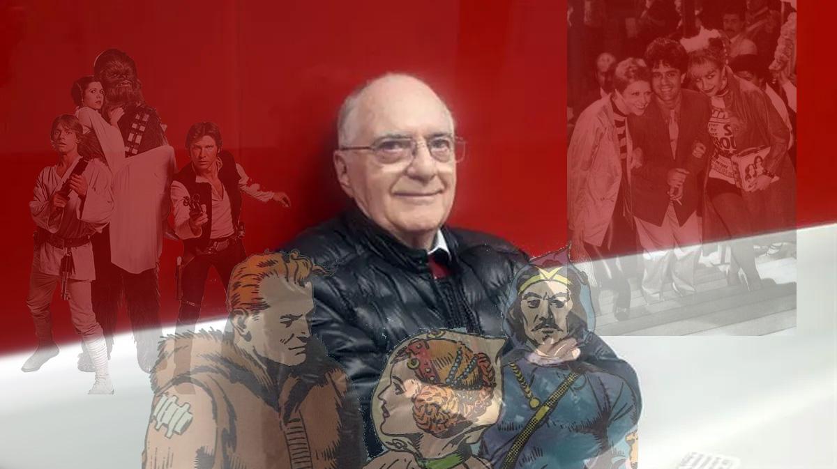 Luis Gasca,entre el cine y el comic