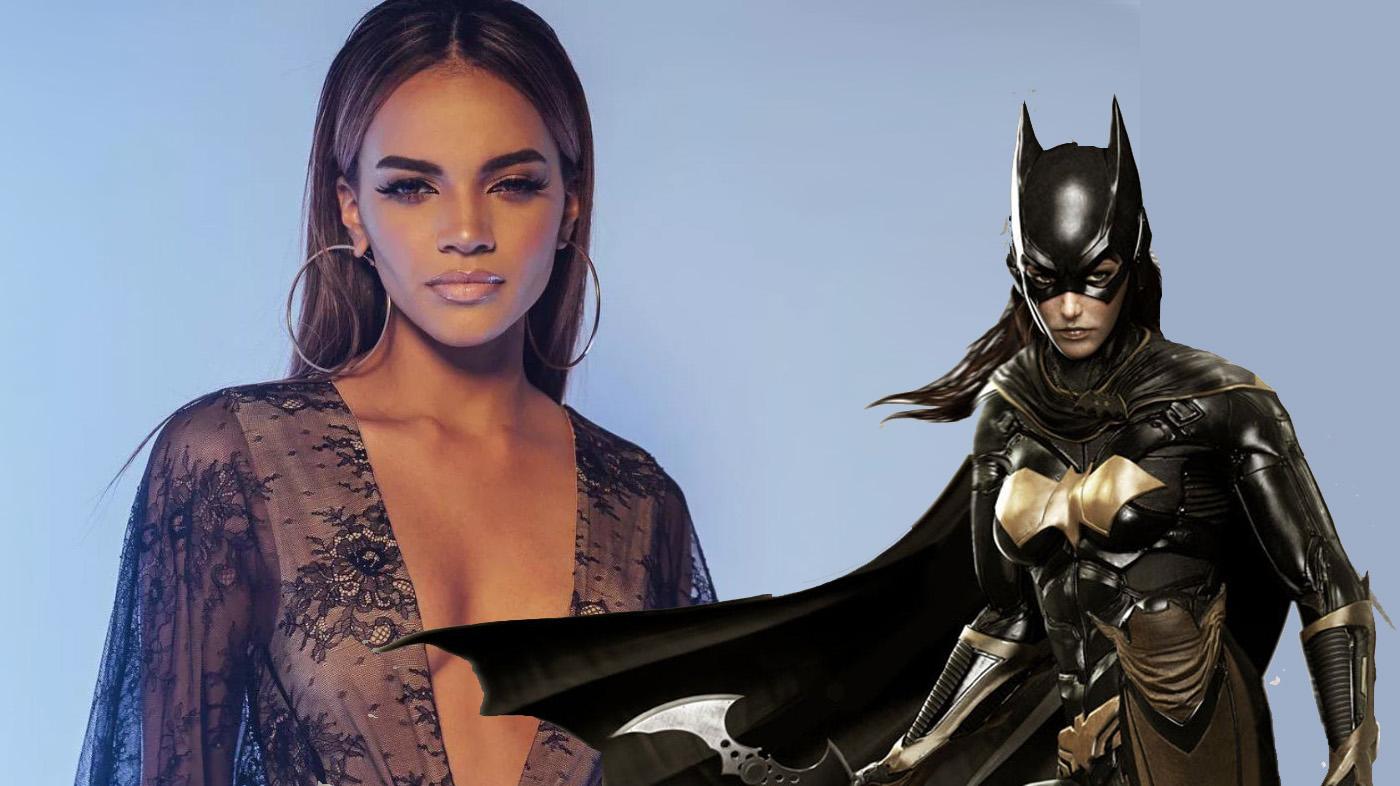 Leslie Grace será Batgirl