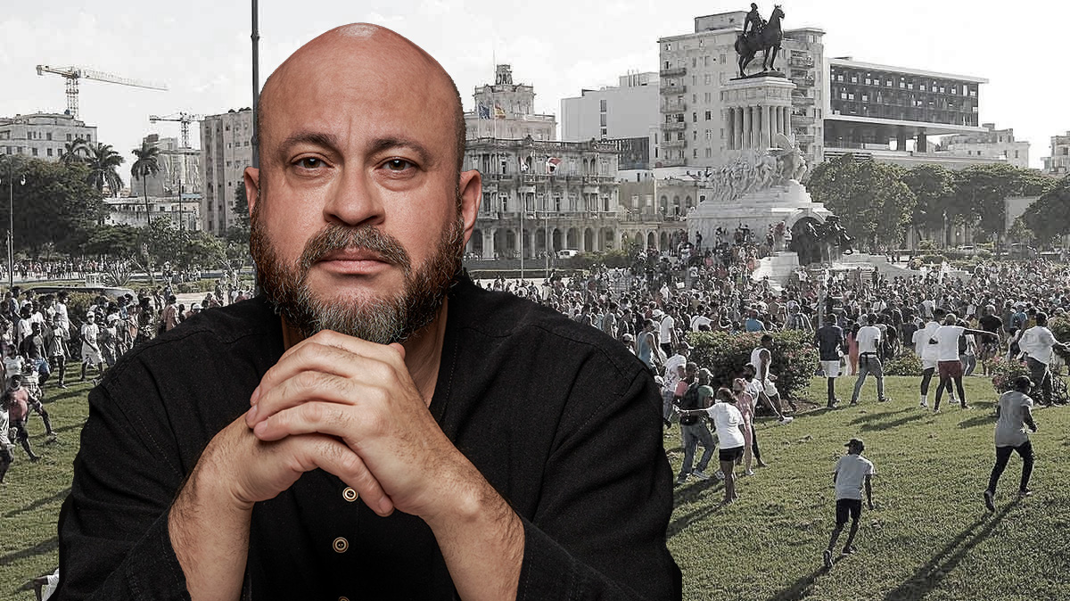 El realizador y documentalista mexicano Everardo González