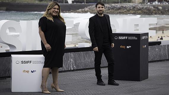 Romina Escobar y Eduardo Crespo