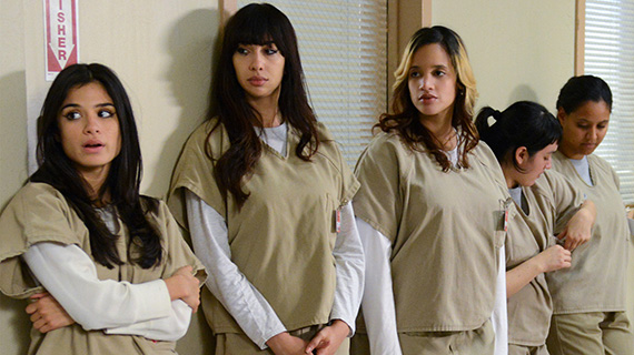 "Inmigrantes latinas en ""Orange is the New Black"""
