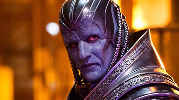 """Oscar Isaac en """"X-Men: Apocalipsis"""""""