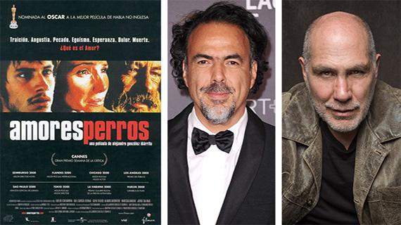 """""""Amores perros"""", González Iñárritu y Arriaga"""