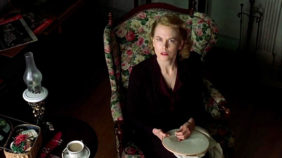"Nicole Kidman en ""Los otros"""