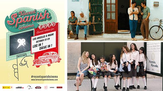 Miami y Los Angeles recibirán al más nuevo cine español