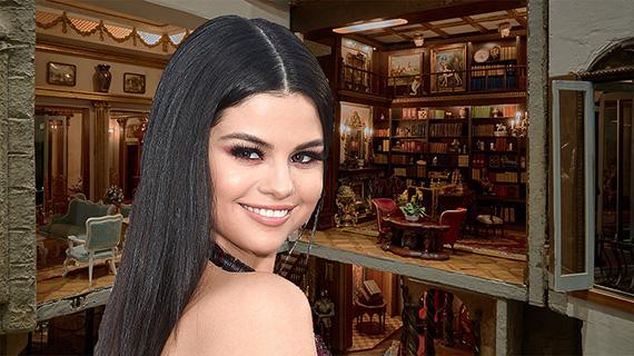 """Selena Gómez y su """"Casa de muñecas"""""""