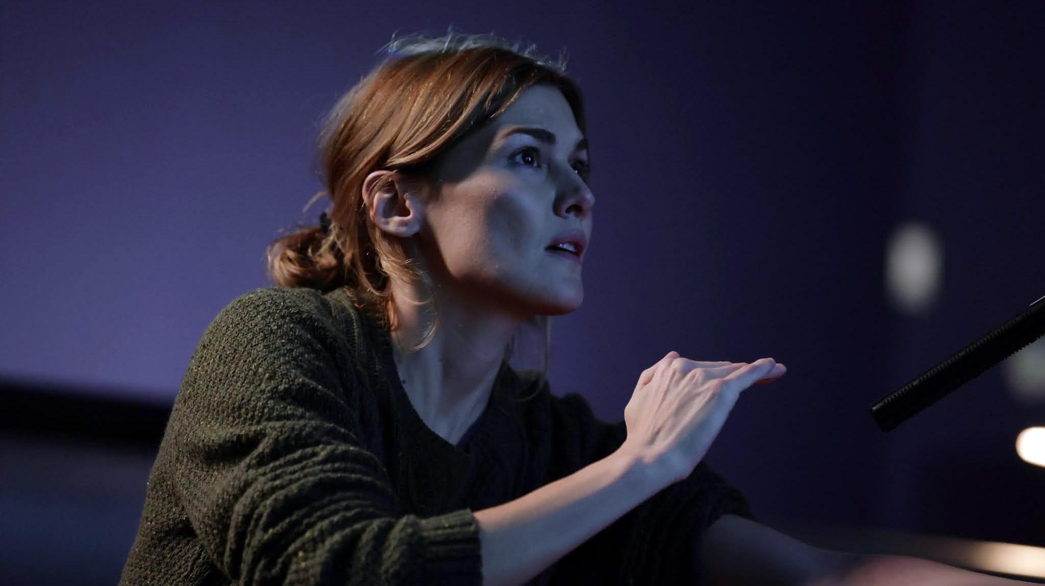 """Marta Nieto, en """"Tres"""""""