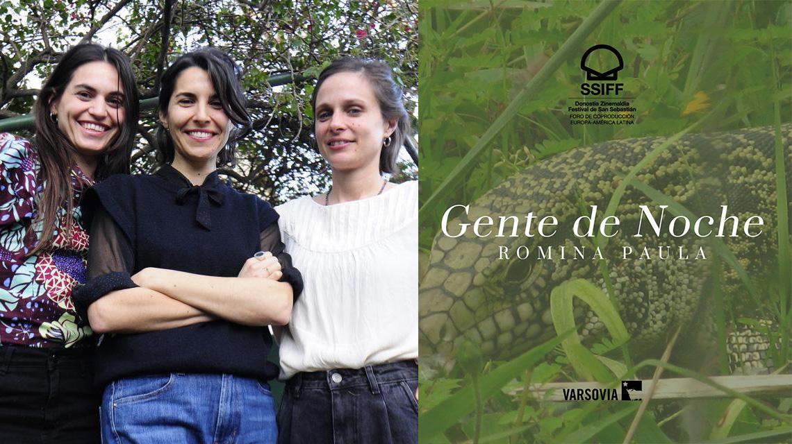"""Molfino, Muñoz y Paula, juntas de nuevo en """"Gente de noche"""""""