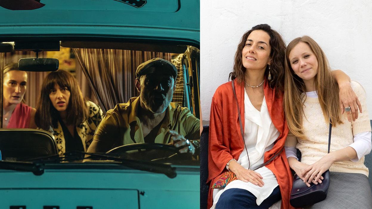 """Ceci Suárez, en """"La pasajera"""" y """"Alegría"""""""