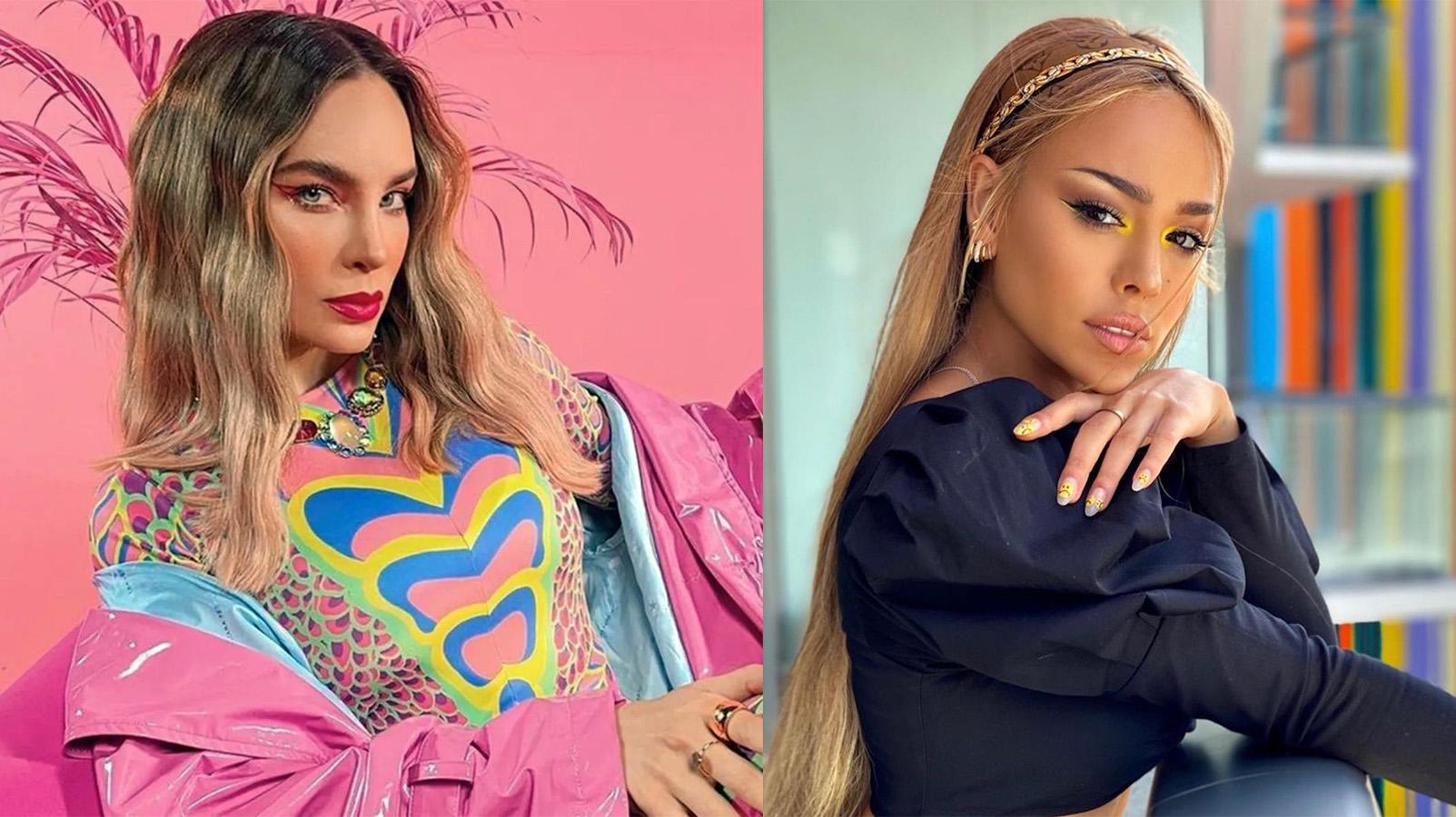 Belinda y Danna Paola